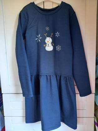 Makerist - Herbstgarderobe fürs                                                                                       Töchterlein - Jerseykleid - 1