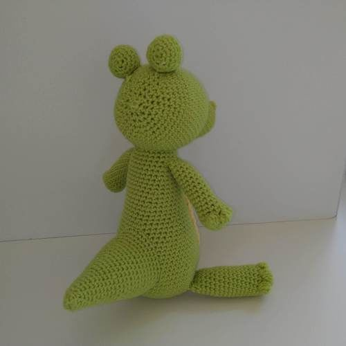 Makerist - Amigurumi Lemon le crocodile - Créations de crochet - 2