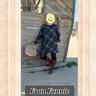 Kleid Frau Fannie