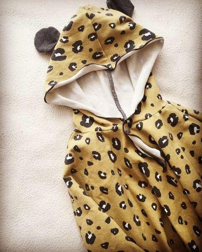 Makerist - Cape léopard - Créations de couture - 1