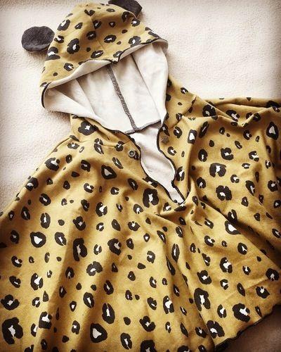 Makerist - Cape léopard - Créations de couture - 2