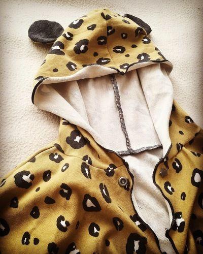 Makerist - Cape léopard - Créations de couture - 3