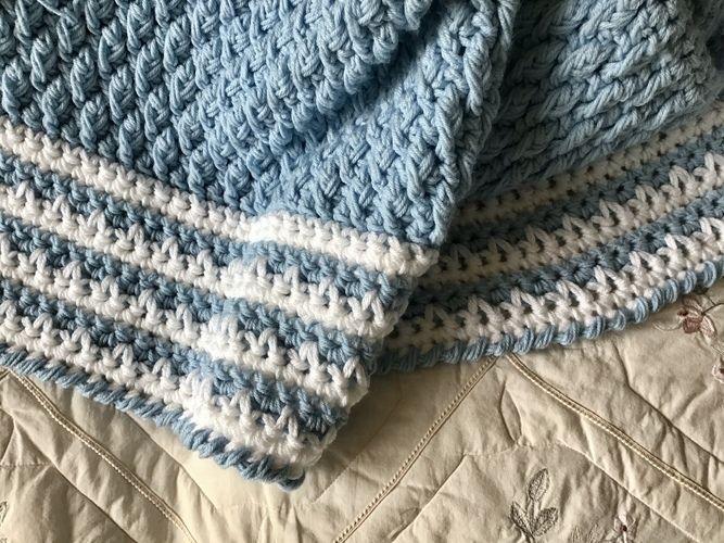 Makerist - Sweet Lullaby Baby Blanket  - Crochet Showcase - 1