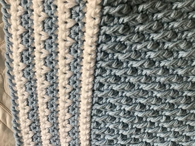 Makerist - Sweet Lullaby Baby Blanket  - Crochet Showcase - 2
