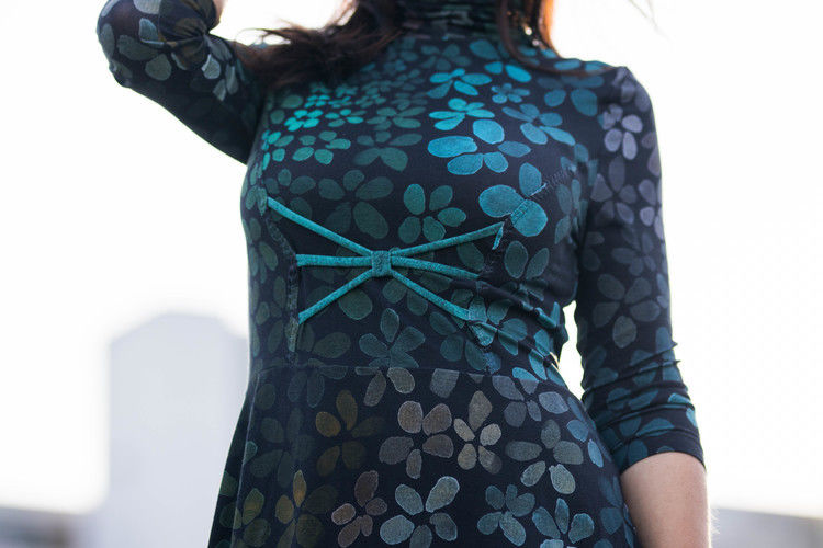 Makerist - mein neues Herbstkleid - Nähprojekte - 3