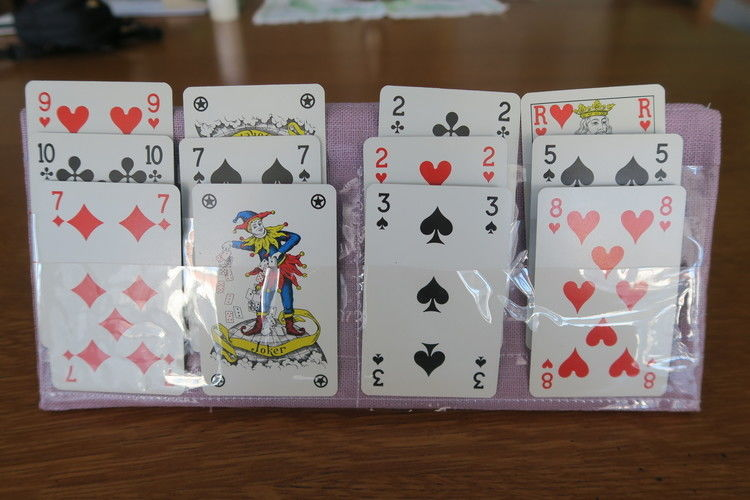 Makerist - Porte carte à jouer - Créations de couture - 1
