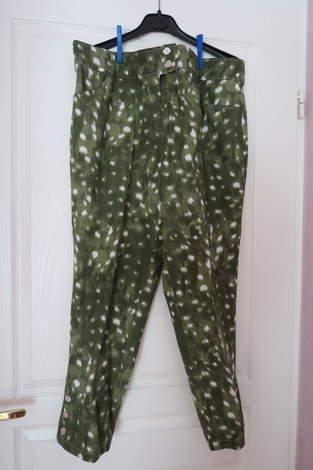Makerist - Pantalon Kim en lin - 1