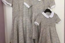 Makerist - Robe Lexie pour toute la famille - 1
