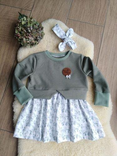 Makerist - Girly Sweater von Schleiferlwerk für meine Mullemaus - Nähprojekte - 1