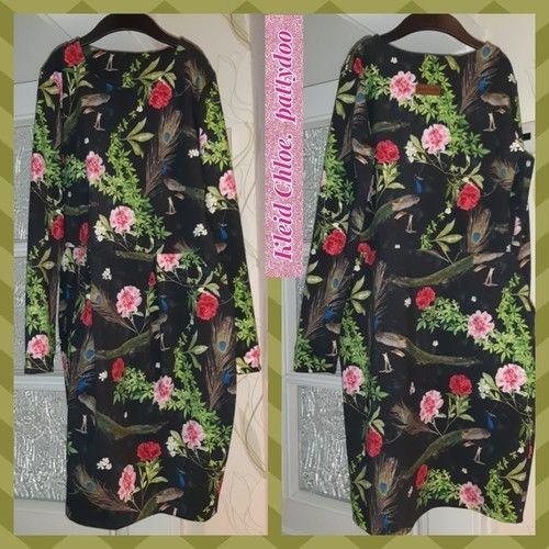 Makerist - Kleid Chloe v pattydoo  - Nähprojekte - 1