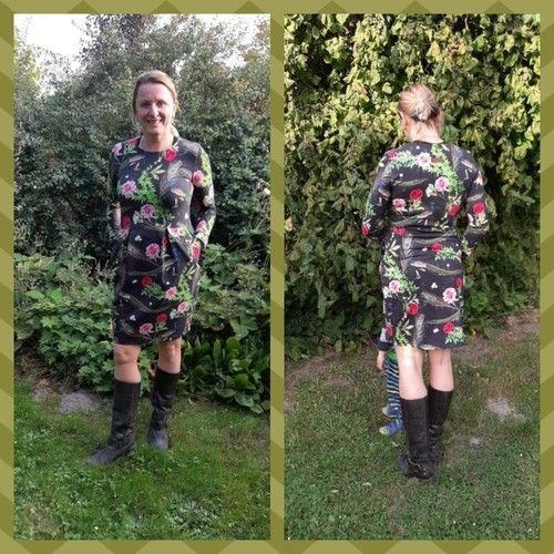 Makerist - Kleid Chloe v pattydoo  - Nähprojekte - 2
