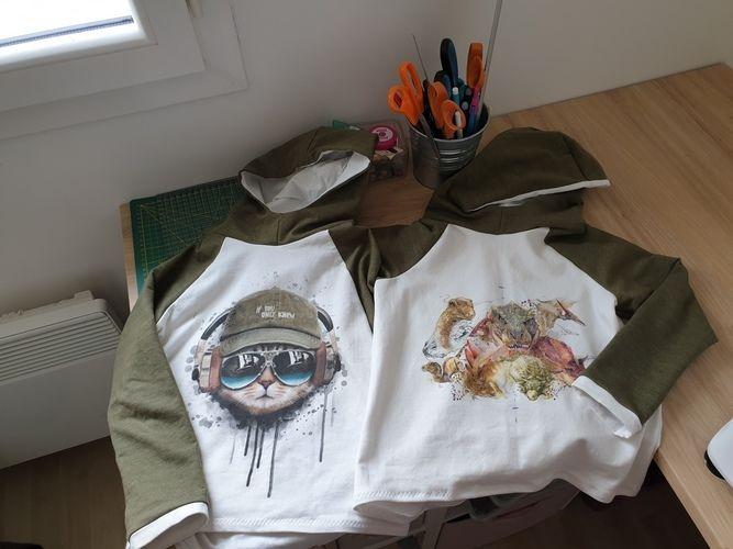 Makerist - Sweat toni - Créations de couture - 2