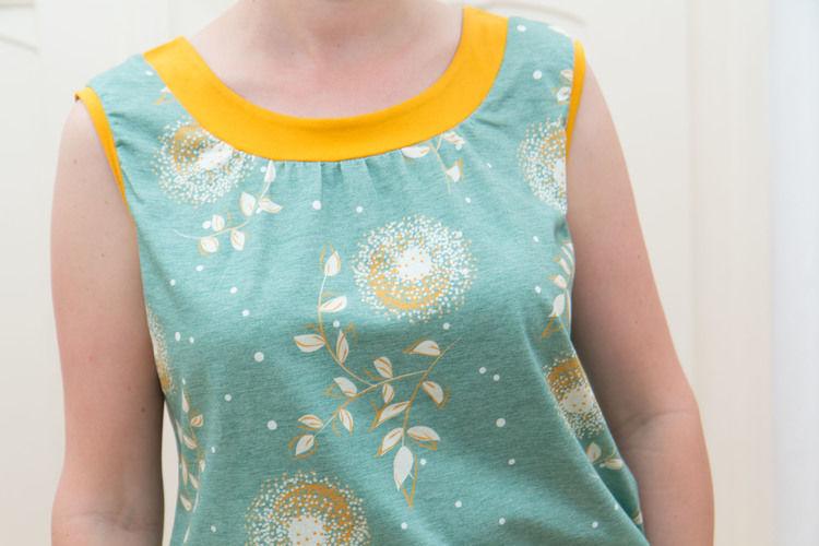 Makerist - Jersey-Shirt ESTHER - Nähprojekte - 2