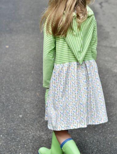Makerist - Girls button dress von Jessy sewing - Nähprojekte - 2