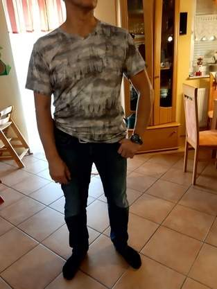 Makerist - Tolles modernes Shirt für Männer. - 1