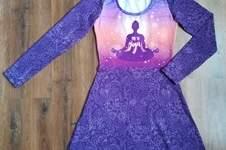 """Makerist - Petite robe zen en jersey (""""Robe Mia"""" de chez L'Usine à Bulles) - 1"""