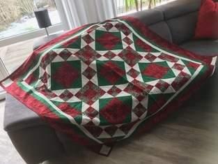 Makerist - Meine erste Patchwork-Decke ist schon über 20 Jahre alt - 1