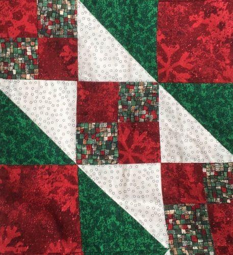Makerist - Meine erste Patchwork-Decke ist schon über 20 Jahre alt - Patchwork-Projekte - 2