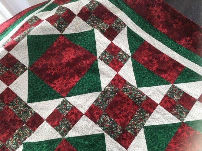 Makerist - Meine erste Patchwork-Decke ist schon über 20 Jahre alt - Patchwork-Projekte - 3