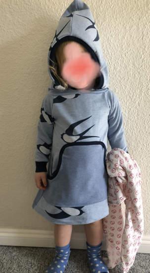 Makerist - Hoodie-Kleid - 1