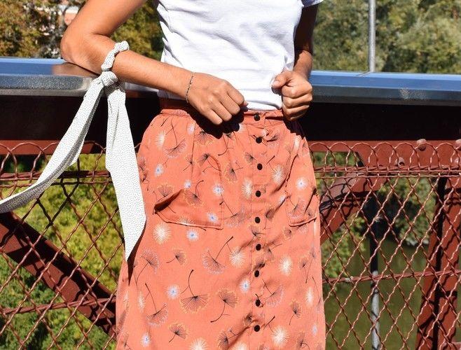 Makerist - Jupe Luxure d'Atelier Maelstrom - Créations de couture - 1