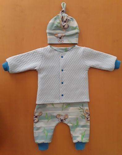 Makerist - Baby Set zur Geburt - Nähprojekte - 1