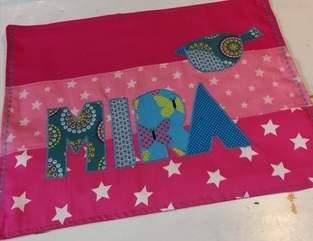 Makerist - Textiltischset für die Grundschule  - 1
