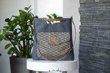 Makerist - Tasche Yve genäht von Ver-Nähen mit Herz - 1