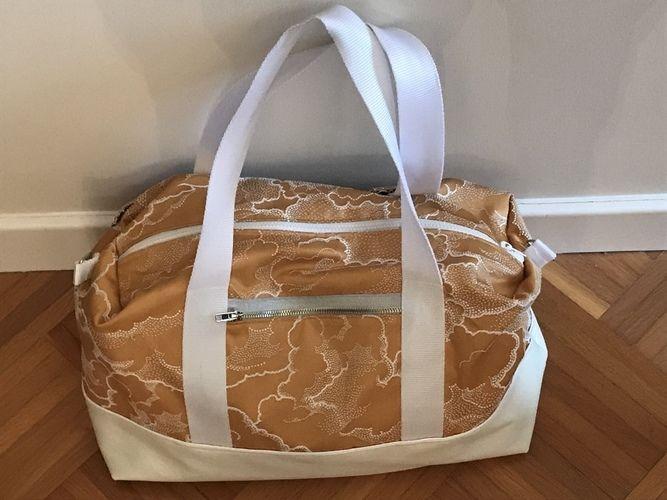 Makerist - Mon premier sac Georges <3 - Créations de couture - 1