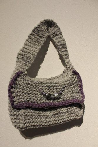Makerist - Trachtentasche - Strickprojekte - 1