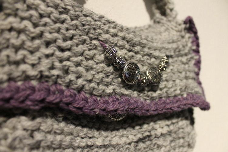 Makerist - Trachtentasche - Strickprojekte - 2