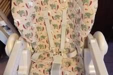 Makerist - Housse de chaise haute polly magic - 1