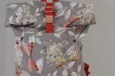 Makerist - Yoko Rucksack mit Rollverschluss - 1