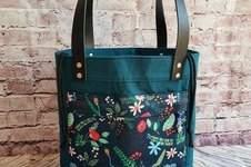 Makerist - Tolle Bucket Bag Jenna - 1