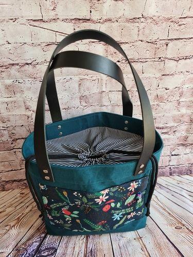 Makerist - Tolle Bucket Bag Jenna - Nähprojekte - 2