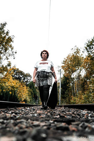 Makerist - L'Arbanaise sur les rails - 1