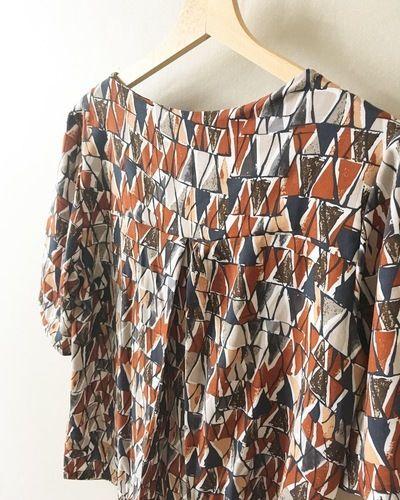 Makerist - Blouse Mme YOKO (garde robe automne 2020) - Créations de couture - 2