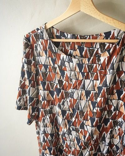 Makerist - Blouse Mme YOKO (garde robe automne 2020) - Créations de couture - 3