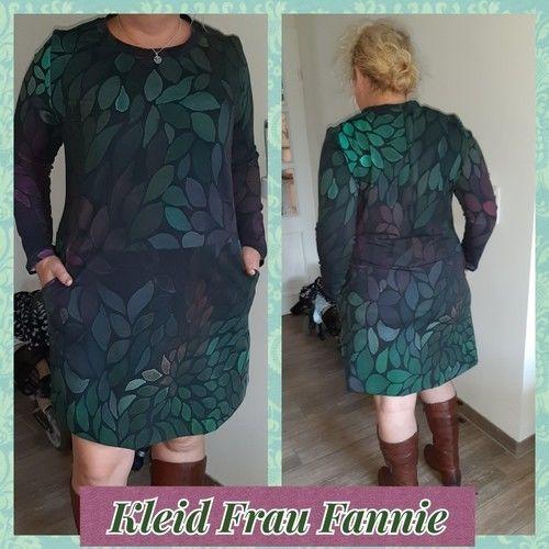 Makerist - Kleid Frau Fannie - Nähprojekte - 1