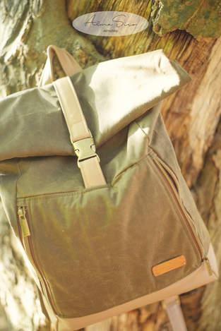 Makerist - Noch ein Rucksack für mich! #YOKO ❤️ by AlmaSiro - 1