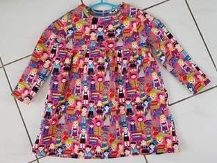 Kinderkleid Wanda Gr. 92