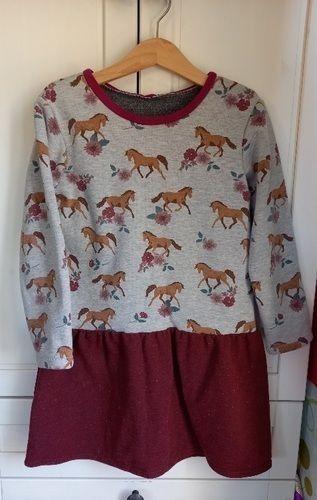 Makerist - Jerseykleid Variante 2 - Nähprojekte - 1