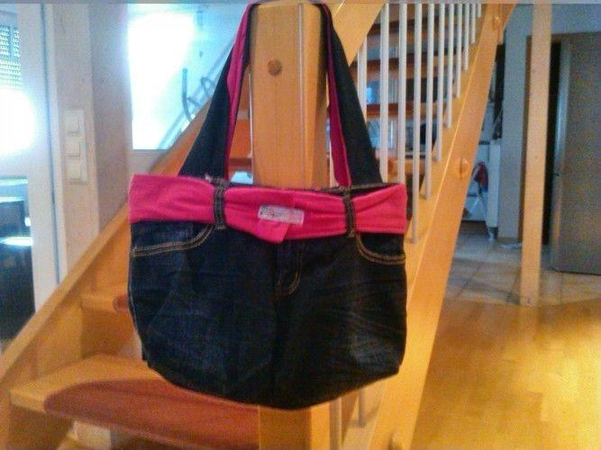 Makerist - Tasche aus alter Kleidung - DIY-Projekte - 2