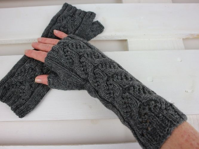 Makerist - Handstulpen Kate - Strickprojekte - 1