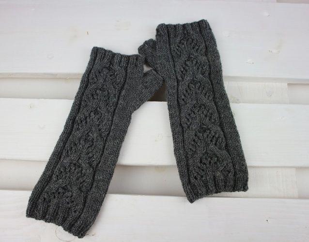 Makerist - Handstulpen Kate - Strickprojekte - 2