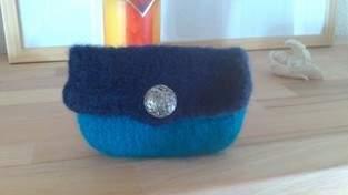 Makerist - Tasche und Geldbörse Strick&Filz it - 1