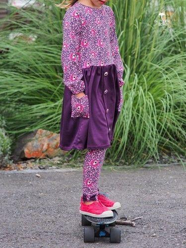Makerist - Tolles Kleid für Mädchen - Nähprojekte - 1