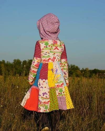 Makerist - So ein tolles Drehkleid  - Nähprojekte - 2