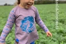 Makerist - Kleine Layla für meine Tochter 💙 aus Jersey - 1