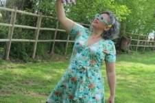 Makerist - Une robe féminine et confortable- Robe Mia l'usine à bulle - 1